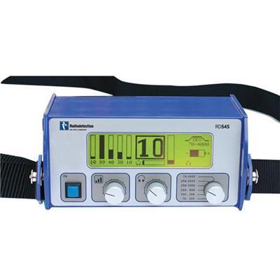 英国雷迪 多功能数字听漏仪,漏水检测仪 RD545