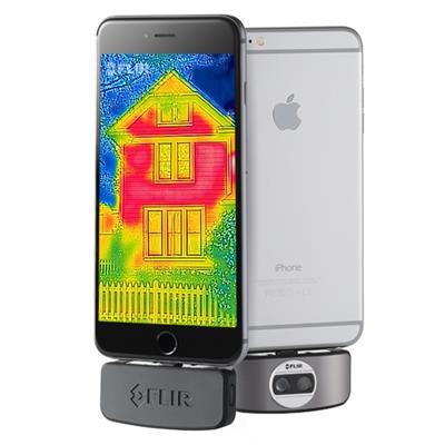美国菲力尔FLIR 红外热成像仪 夜视仪手机镜头 FLIR ONE2代