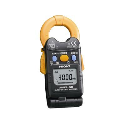 日本日置HIOKI泄漏电流钳型表 3293-50