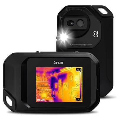 美国菲力尔 fLIR 功能强大的便携式红外热像仪FLIR C2