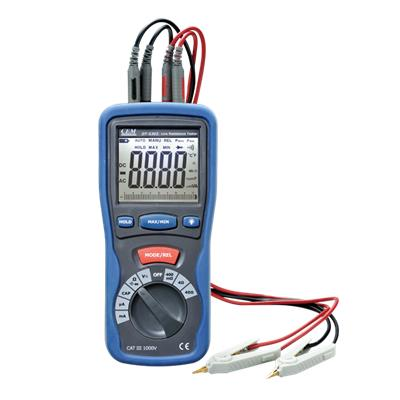 CEM华盛昌 四线低电阻测量仪 DT-5302