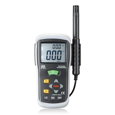CEM华盛昌  二合一专业温湿度仪具有温度/湿度测量 DT-615