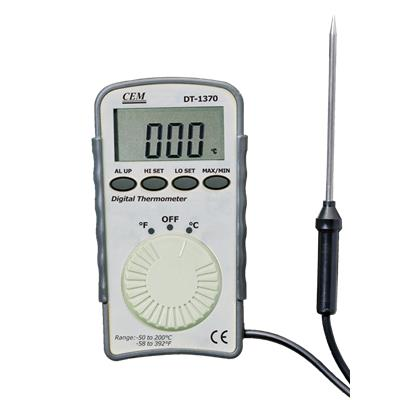 CEM华盛昌 温度测试仪  DT-1370