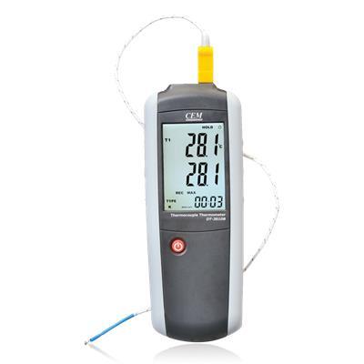 CEM华盛昌 多功能温度测试仪 DT-3891G