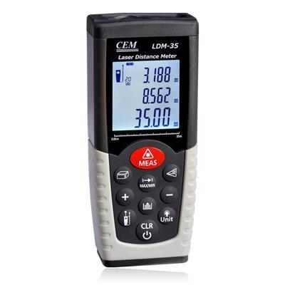CEM华盛昌 激光测距仪 LDM-40