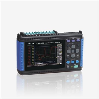 日本日置HIOKI 热流数据采集仪 LR8432