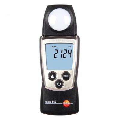 德国德图TESTO 540/TESTO540照度计光度计照度仪测光仪亮度计高精度照度表