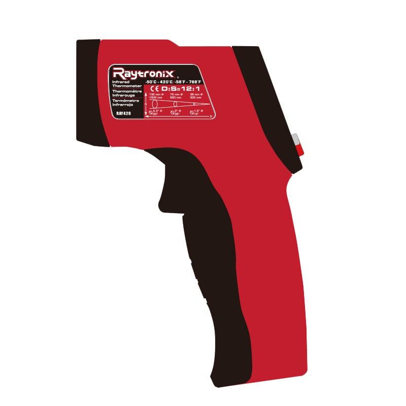 雷泰克 手持红外红外测温仪 RAY550A -50 ~ 550℃