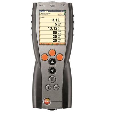 德国德图TESTO 烟气分析仪  testo 350 订货号  0632 3510
