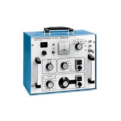 美国MEGGER 低压介损测试器 CB100
