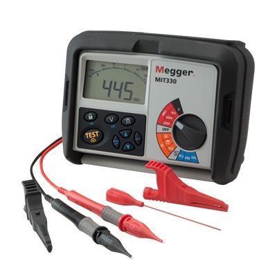 美国MEGGER 电工绝缘电阻测试仪 MIT300