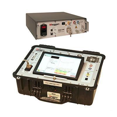 美国MEGGER 绝缘诊断分析仪 IDAX300/350