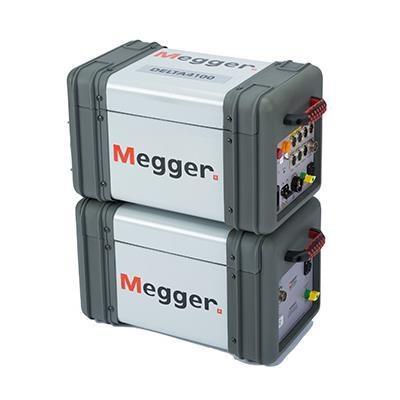 美国MEGGER 12 kV 绝缘诊断系统 DELTA4000