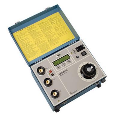 美国MEGGER 内置测试控制的微欧表 MOM690A