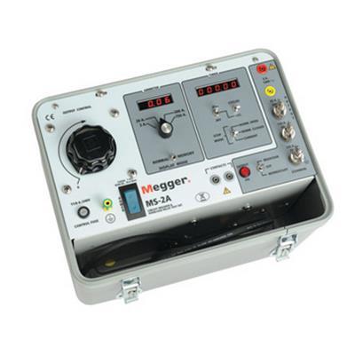 美国MEGGER 断路器及过流继电器测试设备 MS-2A