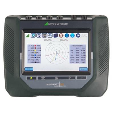 德国GMC 电能质量分析仪 MAVOWATT 270-400