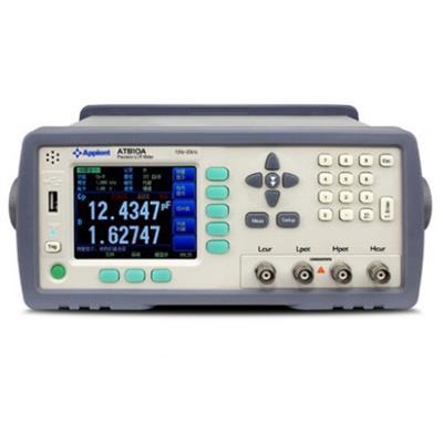 安柏AT810A LCR数字电桥 电容电感电阻测试仪 测试频率10HZ~20KHz