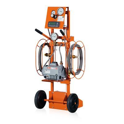德国DILO迪尼 SF6气体抽真空和充气装置 3-001-4-R022