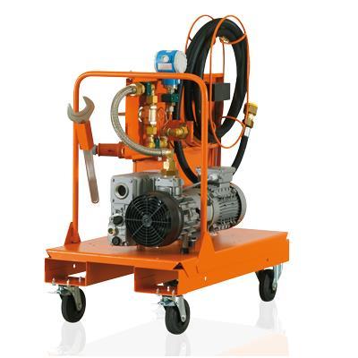 德国DILO B046R03 移动式真空泵单元