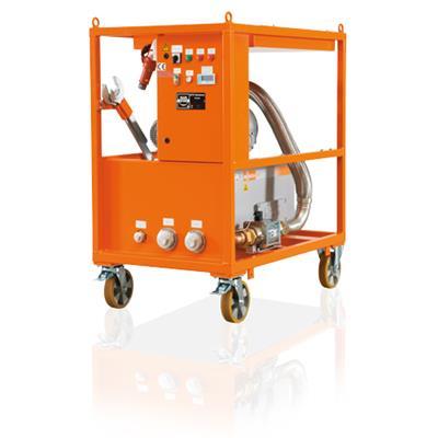 德国DILO Z300R12 移动式真空泵单元
