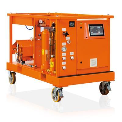 德国DILO公司 B057R17型SF6气体液态回收装置    最小回收至1 mbar(功能选择开关控制)