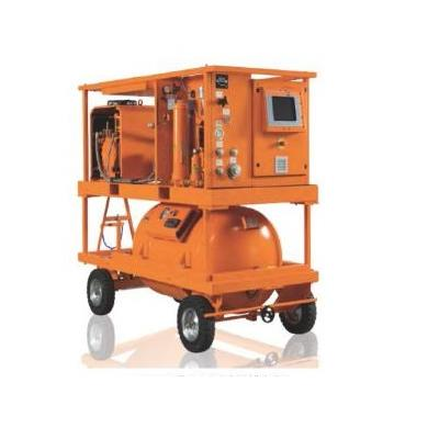 德国DILO公司 L400R01型全自动SF6气体液态回收装置
