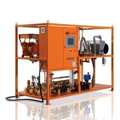 德国DILO公司 GIS生产设备 智能化SF6气体处理设备