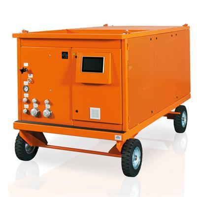 德国DILO公司  L600R01型全自动SF6气体液态回收装置