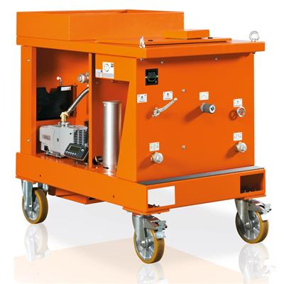 德国DILO公司 L030R02型 SF6气体液态回收装置