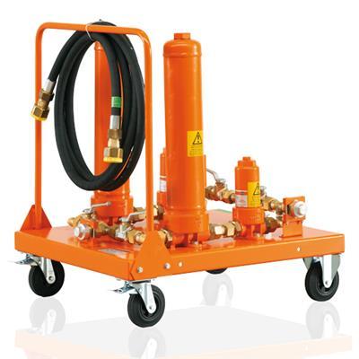 德国DILO公司 3-537-R001 移动式SF6气体预过滤单元装置(Pe 25 bar)