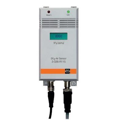 德国dilo公司 室内空气SF6浓度监控系统 3-026-R114