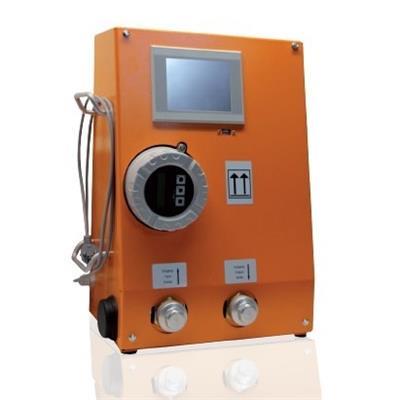 德国dilo公司 B152R91 内置充气装置的SF6质量流量测量系统