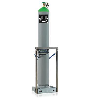 德国dilo公司 K091R07 电子式钢瓶称重仪
