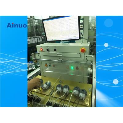 青岛艾诺ainuo多工位罩极电机综合测试仪AN8225S/M