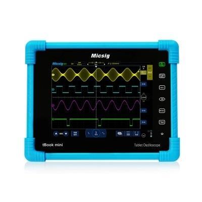 麦科信 平板示波器TO1152 150M+2CH+28Mpts+配200M探头(含电池)