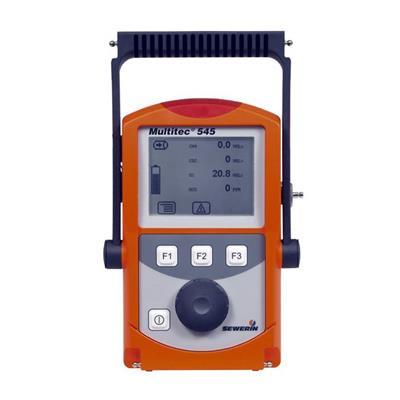 德国sewerin竖威 Multitec545 多种毒气检测仪