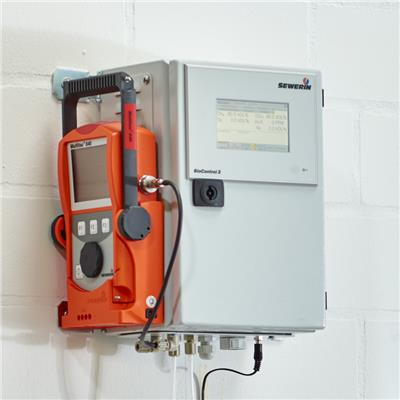 德国sewerin竖威 BioControl 2 多种毒气检测仪