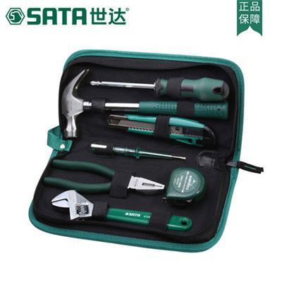 世达工具SATA7件基本维修组套06001