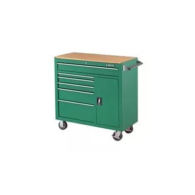 世达工具SATA八抽屉柜型工具车1035x457x897MM95109