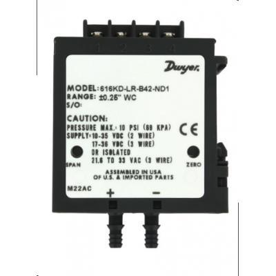 德威尔Dwyer 616KD-LR 极小量程差压变送器