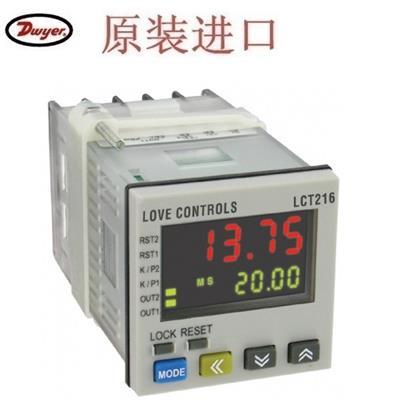 德威尔Dwyer LCT216 数字定时器/转速表/计数器
