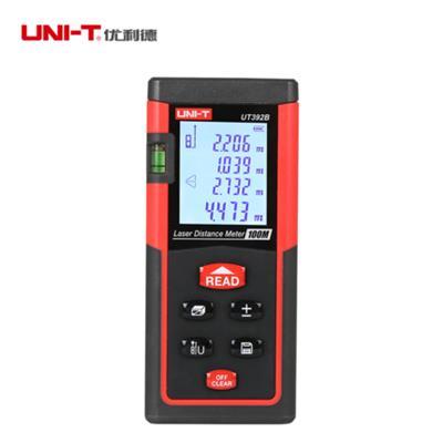 优利德UNI-T激光测距仪ut392B红外线测量仪