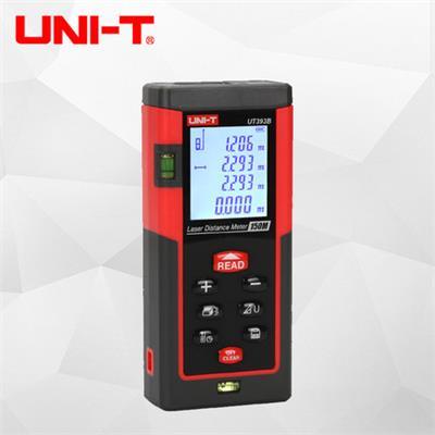 优利德手持式激光测距仪高精度红外线测距仪电子尺激光尺UT393B
