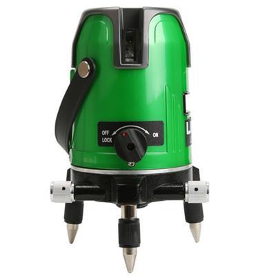 优利德LM550G绿光激光水平5线 标线仪