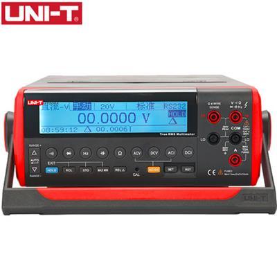 优利德UT805A 台式万用表 真有效值高精度五位半点数显数字万用表