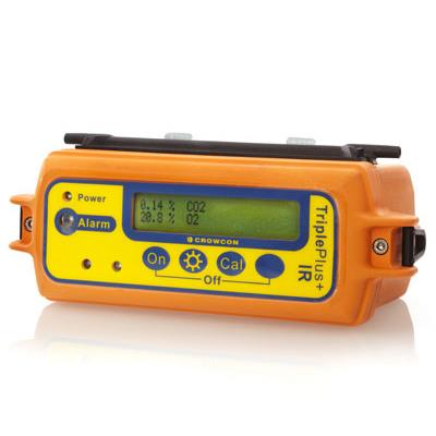 科尔康crowcon 复合式气体检测仪Triple Plus/Triple Plus+ IR