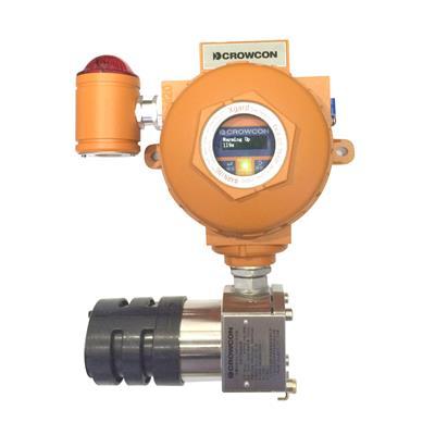 科尔康crowcon 固定式红外气体探测器(声光报警一体机)IRmax