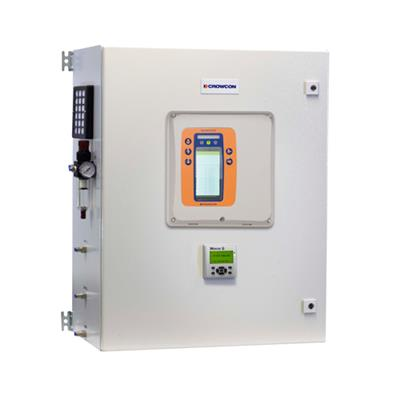 科尔康crowcon 专用于污泥处理除臭检测的采样预处理系统