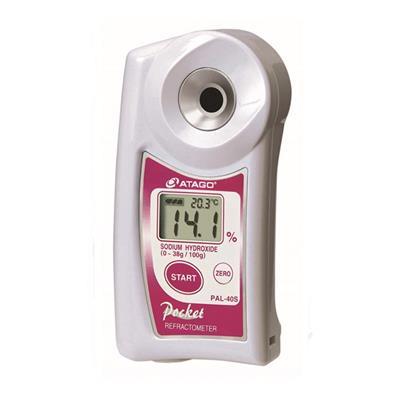 日本爱拓atago  PAL-40S 氢氧化钠浓度计/烧碱(NaoH)浓度计