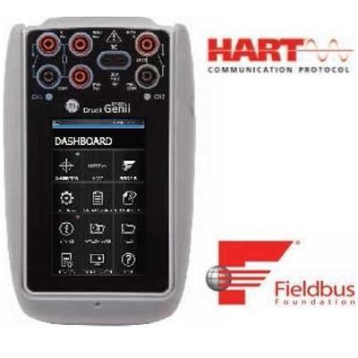 德鲁克druck DPI620Genii 模块化校准器和 HART& Fieldbus 手操器